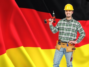 German Worker