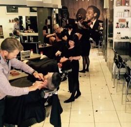 Hairdressing, Toowoma, Queensland, Australia