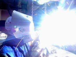 metal worker fitter