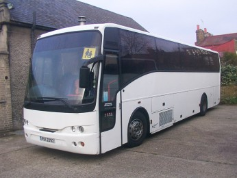 Coach Drivers Needed