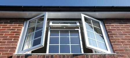 Double glazing installation