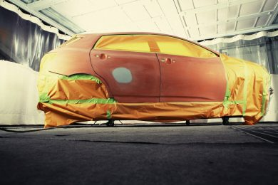 Vacancy for Car Spray Painter, Netherlands And Germany