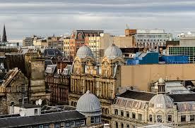 Working in Glasgow