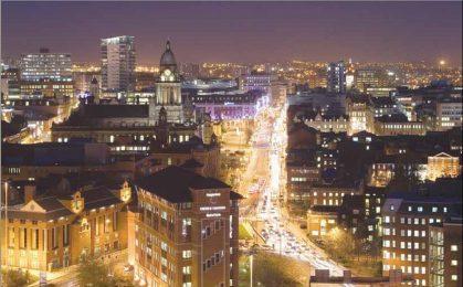 Working in Leeds